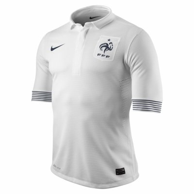 Le nouveau maillot des bleus