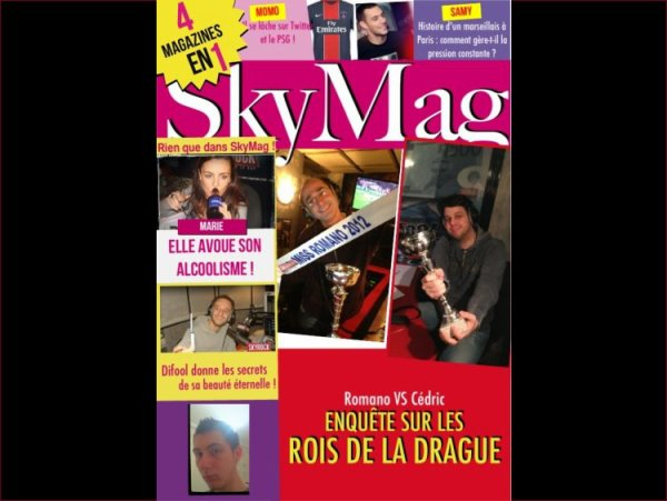 SkyrockMag 1er numro. 