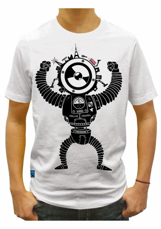 Les t-shirts Skyrock